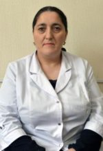 Джабраилова Рита Эльдаровна