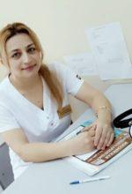 Низамеддинова Самира Фаиз-Кызы